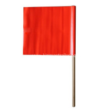 wooden dowel rod flags
